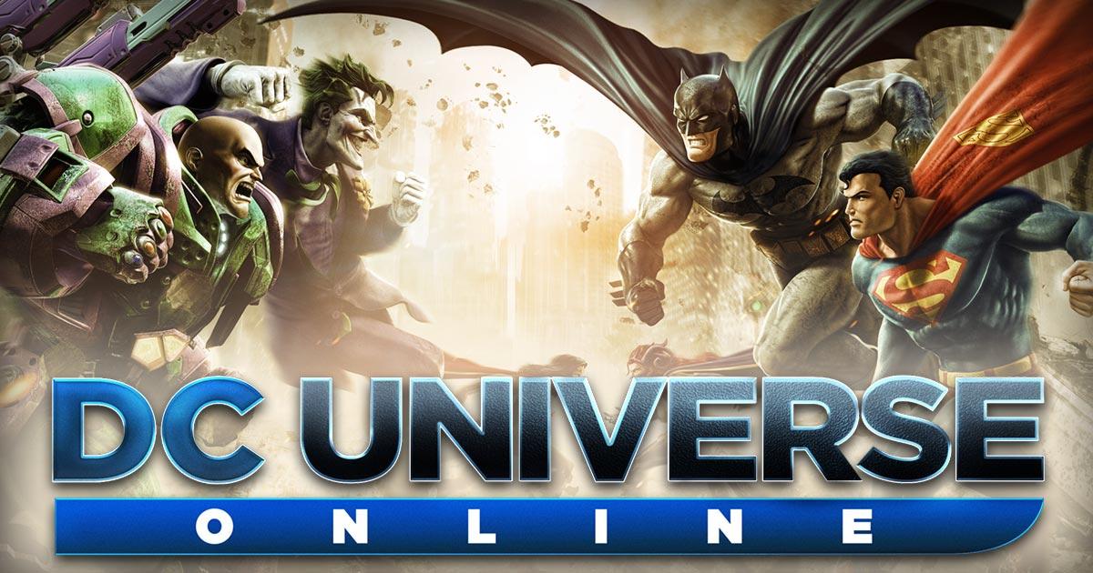 Dc Universe Games